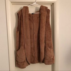 Soft Camel colored vest!